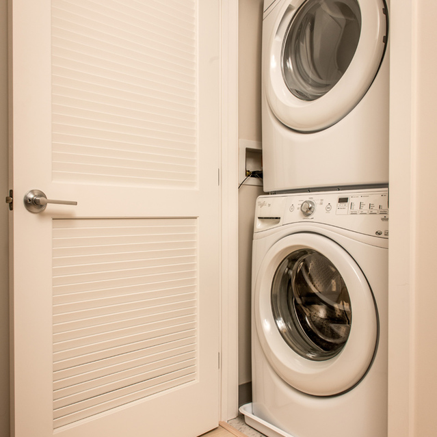 Fenwick Apartments - Personal Washer and Dryer