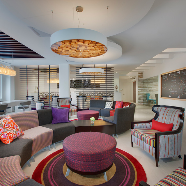 Fenwick Apartments - Lavish Residential Lounges