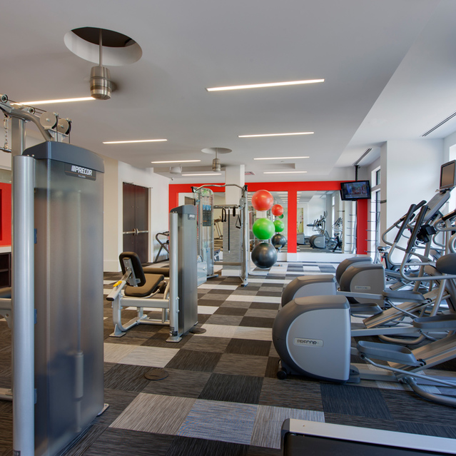 Fenwick Apartments - State of Art Fitness Center